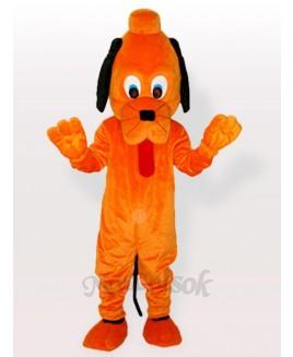 Long Tongue Hey Dog Adult Mascot Costume