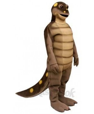 Billy Salamander Mascot Costume
