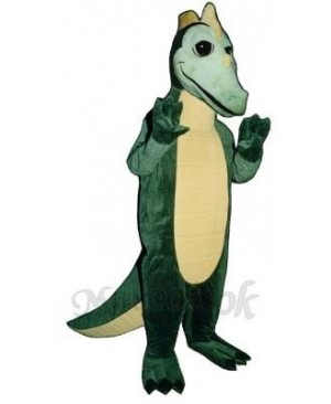 Rapid Raptor Mascot Costume