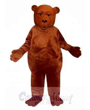 New Sleepy Bear Mascot Costume