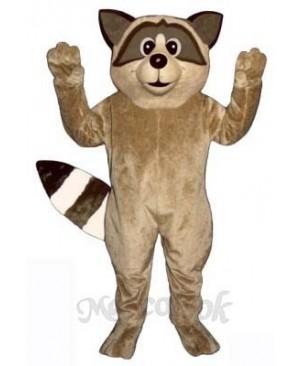 Cute Raccoon Mascot Costume