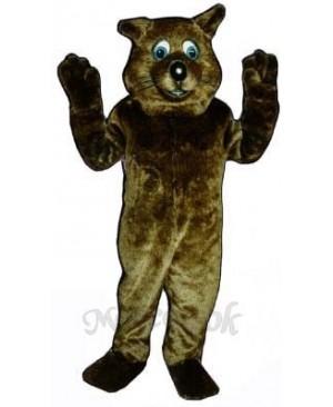River Otter Mascot Costume