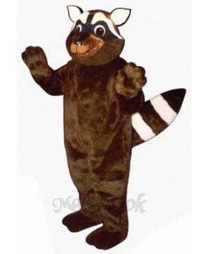 Foxy Raccoon Mascot Costume