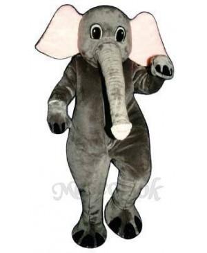 Elliot Elephant Mascot Costume