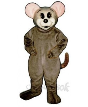 House Mouse Mascot Costume