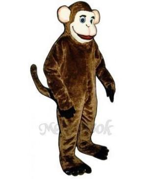 Monkey Business Mascot Costume