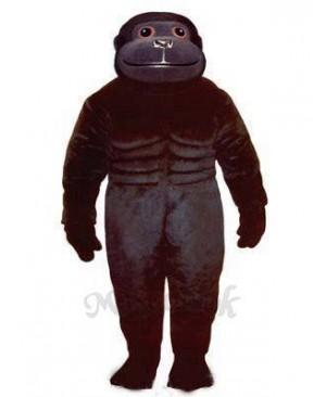 Baby Gorilla Mascot Costume