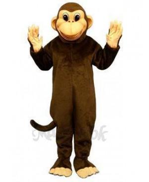 Mischievous Monkey Mascot Costume