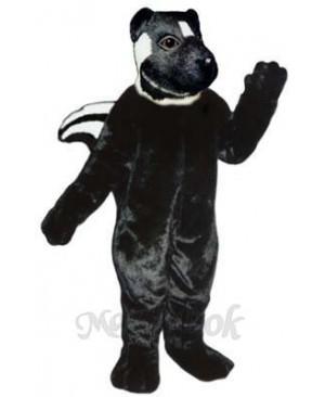 Eastern Skunk Mascot Costume
