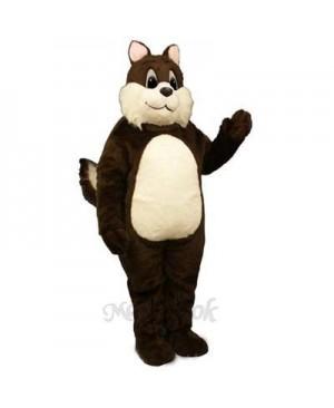 Baby Otter Mascot Costume