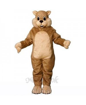 Chatty Squirrel Mascot Costume