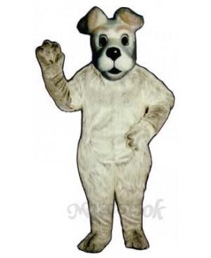 Terrier Dog Mascot Costume