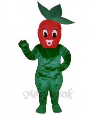 Sherry Strawberry Mascot Costume
