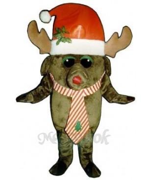 Madcap Moose Mascot Costume
