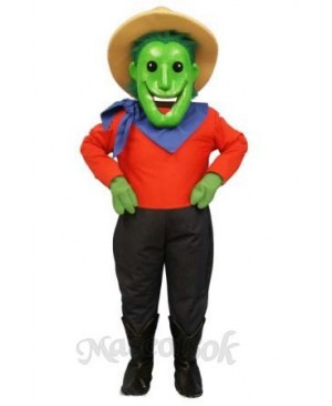 Mr. Green Thumbs Mascot Costume