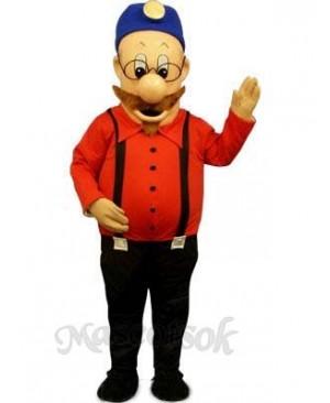 Manley Miner Mascot Costume