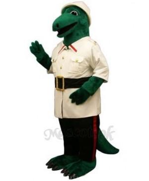 Panama Pete Mascot Costume