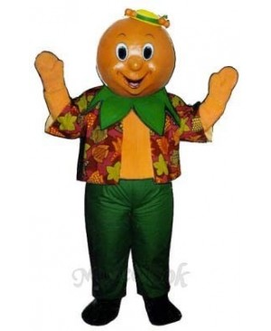 Orran Orange Mascot Costume