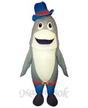 Texas Catfish Mascot Costume