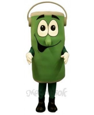 Peter Paint Can Mascot Costume
