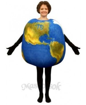 World Mascot Costume