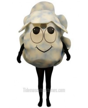 Cloud Mascot Costume