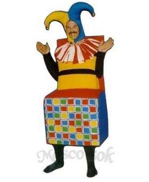Jack in The Box Mascot Costume