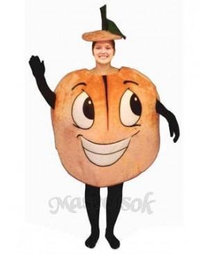 Peachie Keen Mascot Costume