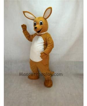 Cute Melbourne Roo Kangaroo Mascot Costume