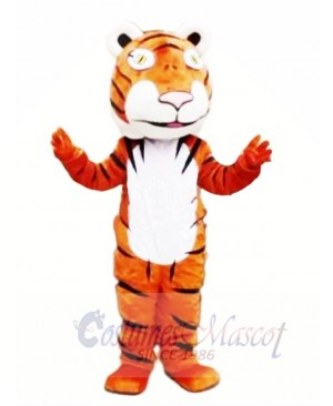 Cute Lightweight Tiger Mascot Costumes