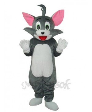 2nd Version Tom Cat Mascot Adult Costume