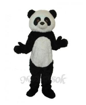 4th Version Panda Plush Mascot Adult Costume