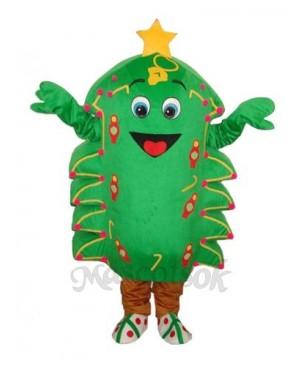 Christmas Tree Mascot Adult Costume
