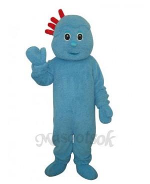 Thick Hair Small Broken Child  Plush Mascot Adult Costume