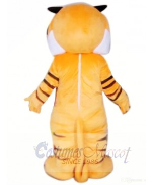 Fierce Adult Tiger Mascot Costumes
