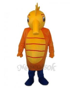 Sea Horse Mascot Adult Costume