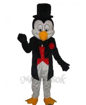 Baby Penguin Mascot Adult Costume