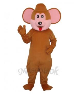 Baba Bear Mascot Adult Costume