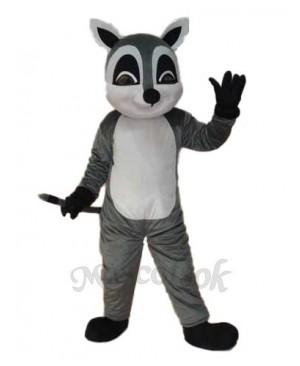 Raccoon Mascot Adult Costume