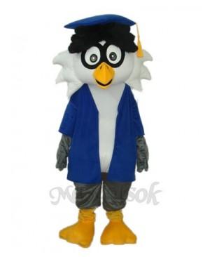 Dr. Owl Mascot Adult Costume