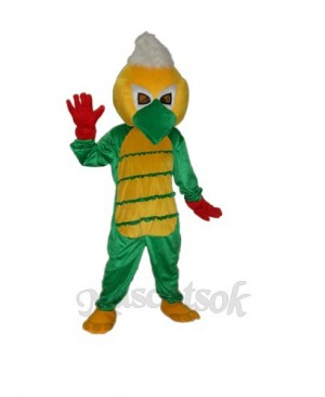 Kinky Odd Bird Mascot Adult Costume