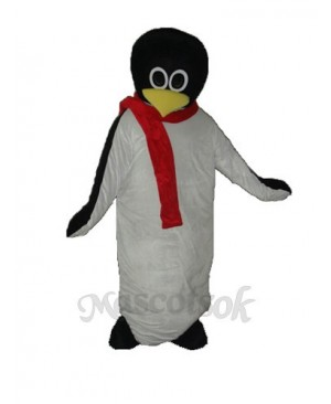 Little Penguin Mascot Adult Costume