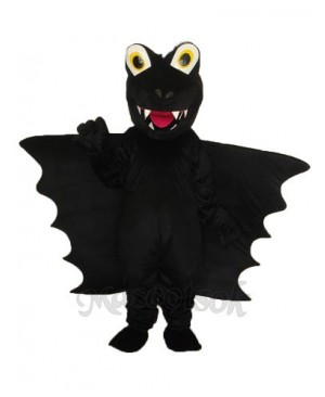 Revision Black Thorn Dinosaur Mascot Adult Costume