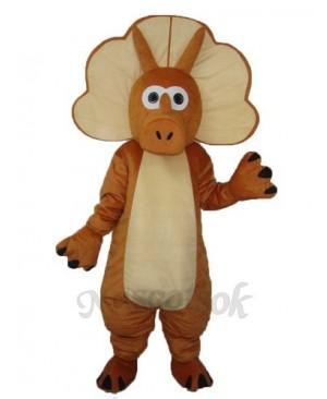 Stegosaurus Mascot Adult Costume