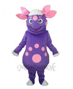 Tatu Strange Powder Mascot Adult Costume