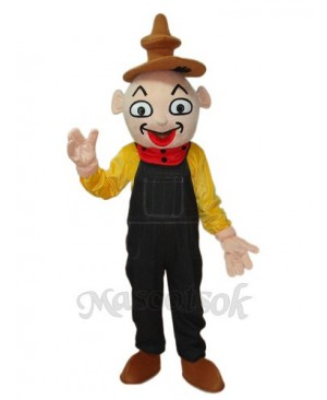 Clown 2 Mascot Adult Costume
