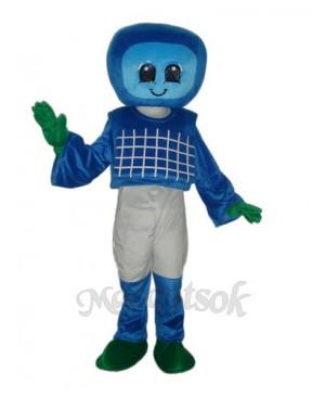Computer Baby Mascot Adult Costume