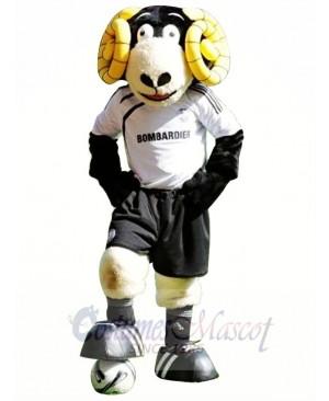 Friendly Sport Ram Mascot Costume