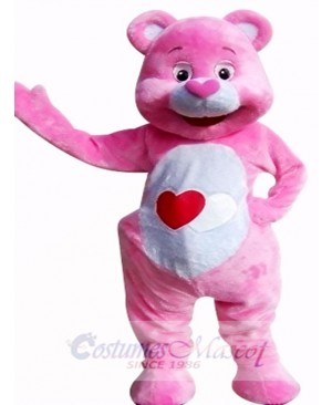 Care Bear Mascot Character Costume Birthday Party Fancy Dress Outfit