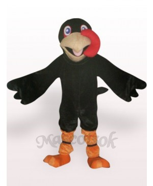 Coffee Bird Plush Adult Mascot Costume